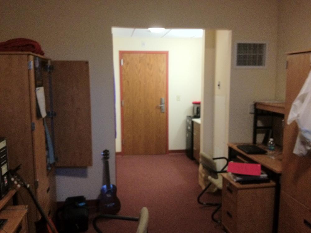 Dorm room madness.. (4/4)