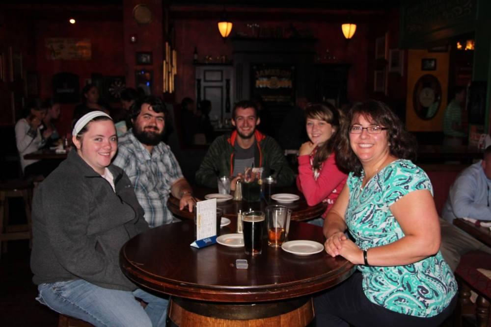 Kildare's Irish Pub - What do we do with you?