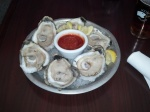 Thank you Delta for theoysters